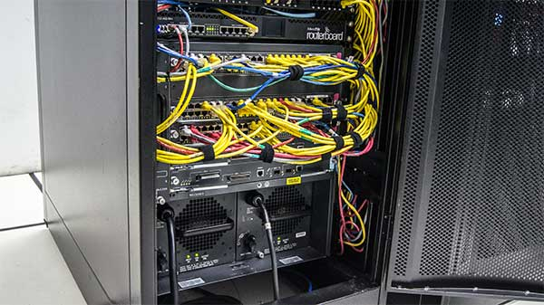 Roteador Cisco Convex Datacenter