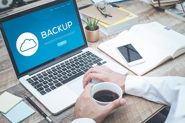 5 Passos para seu Backup Online.